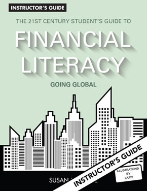 Financial Literacy Going Global Instructor's Guide cover