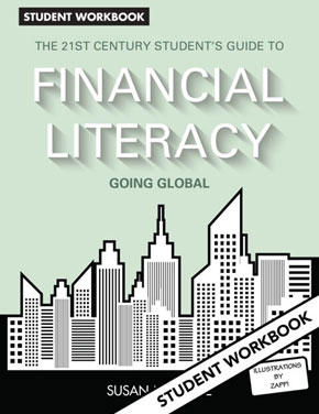 Financial Literacy Going Global Student Guide cover
