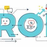 Return in Investment (ROI) illustration